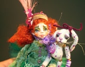 Art Dolls    Annabelle Mayfair  &   Rowsby  Woof