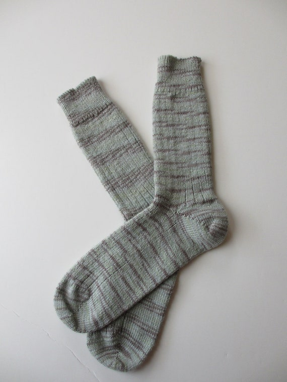 Custom Made Socks With Your Yarn- RESERVED LISTING for lynnerd23