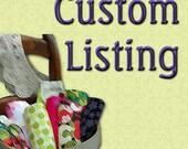 Custom Order for Wren