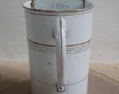 French Vintage Enamelware