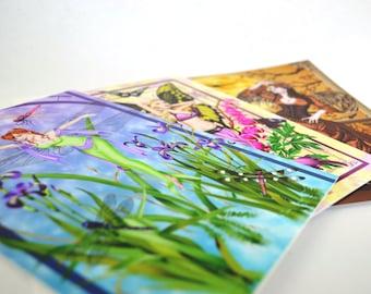 "Fairy Greeting Card (5""x7"") - You Choose"