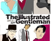 The Illustrated Gentleman zine