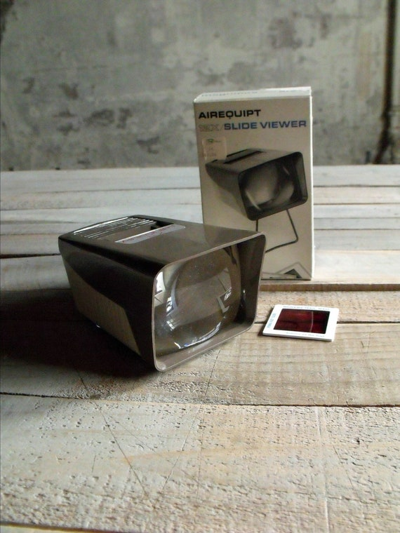 Vintage Handheld Slide Viewer