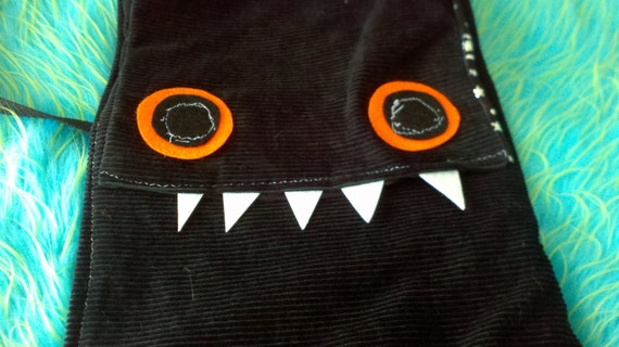 Spooky Monster Bag