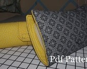 Diaper and Wipe Clutch PDF Pattern