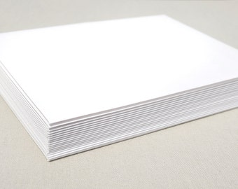 White Envelopes - Set of 20 A2 Envelopes