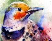WOOPECKER signed Greeting Cards by Dean Crouser