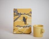 Kindle Fire Case, Kindle Fire Cover, Kindle 3 Cover, Kobo Case, Nook Color Cover, eReader Book Cover - Joel Dewberry Vintage Yellow Sparrows