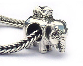 Lucy the Elephant New Jersey Landmark Bead LM054