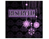 Reserved for Tessa Strubbe - White and Glacial Blue Rhinestone Snowflake w/ Snow White Feathers Hair Coiffure