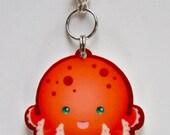 Cute Octopus Charm: Miss. Bubblington