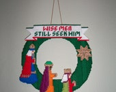 Wise Men Wreath