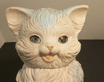 1960s era Cat  Rubber Squeaky Toy