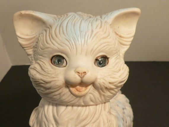 1960s Era Cat Rubber Squeaky Toy