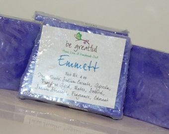 Emmett Soap Slice Twilight Inspired Fragrance