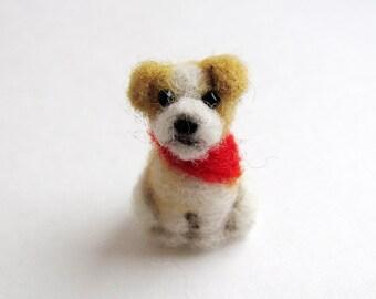 Miniature terrier