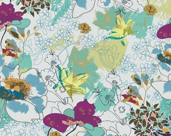 INDIE Wonderlust Luna (IN-5100) - Patricia Bravo - Art Gallery Fabrics - 1 yard