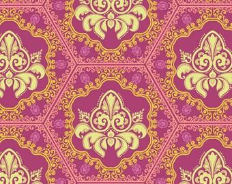 Temple Tiles Inca  (RHA-406) RHAPSODIA - Pat Bravo for Art Gallery Fabrics - By the Yard