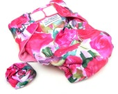 XL 22-25 Inch Waist Female Dog Diaper, Fashion, Custom Made to Order, Many Different Fabrics, Pee Protector, Canine Panties Extra Large