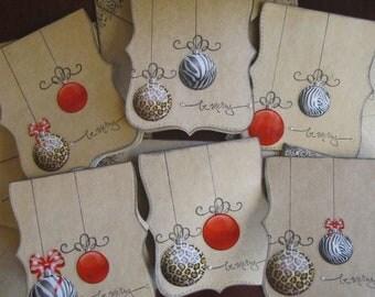 Sassy Christmas Card Set