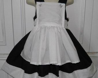 Pilgrim Thanksgiving Day Prairie Boutique Girls Dress Size 2T 3T 4T 5 6 NEW