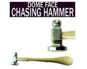 Mazbot Dome Face Chasing Hammer -  DFC03