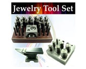 3pc professional dapping punch kit