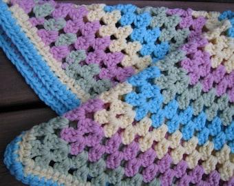 baby crocheted afghan