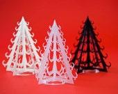 Unbreakable Tabletop Christmas Tree
