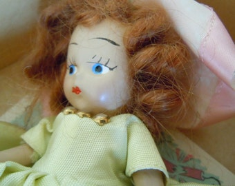 Birthstone Dolls June Birth Month Doll Original Box Poem