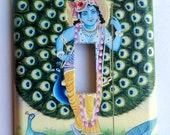 HINDU LIGHTSWITCH COVER
