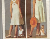 Vogue Designer Pattern Sundresses by Betty Jackson