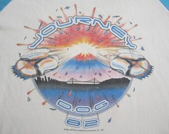 Original JORNEY TOTO 1982 vintage tour T SHIRT