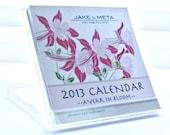 2013 Mini Desktop Calendar
