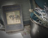 Vintage Literature, Black Beauty, by Anna Sewell, from Garden of Simples