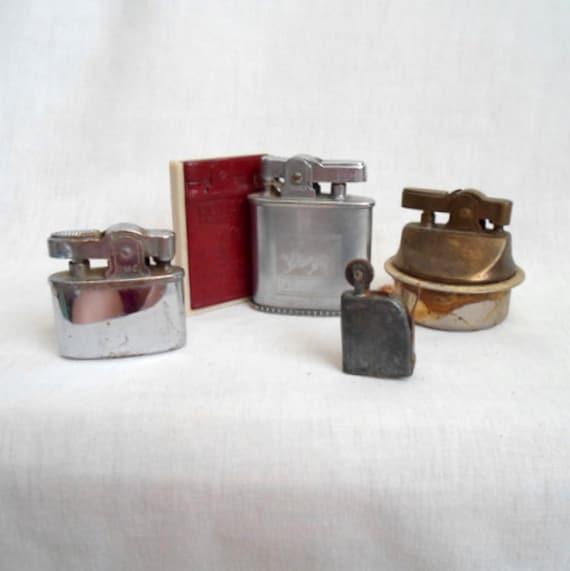 Vintage Miniature Lighter Collection