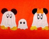 Custom Disney ghost shirt or onesie perfect for Halloween birthday, trip or vacation