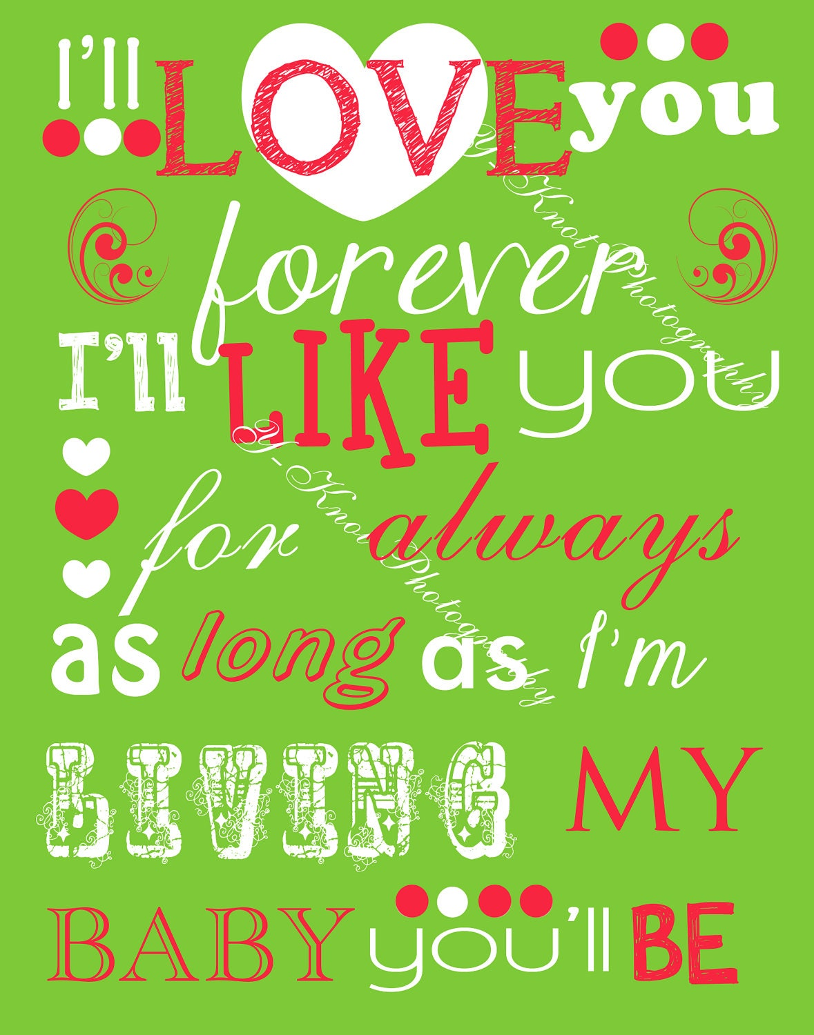 Always And Forever Book I'll Love You Forever Book