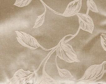 Jacquard Flower Pattern Unknown Fabric QD0812 SALE WAS 35