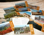 Vintage Peking Tourist Pictures Souvenir Packet..Lovely..