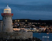 Harbour, Howth, Dublin, Ireland, Gift Idea, Home Decor, Fine Art Photography Image, fPOE