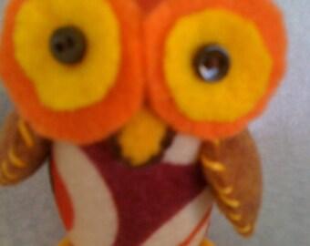 little Modern Owl
