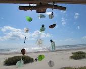 Sea Glass Mobile