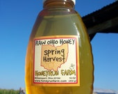 Reserved for Ken - Pure Raw Spring Honey - 2 of the 5 lb. jugs