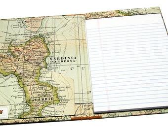 "5"" x 8"" Notepad Folio,  Decorative Paper Covers"