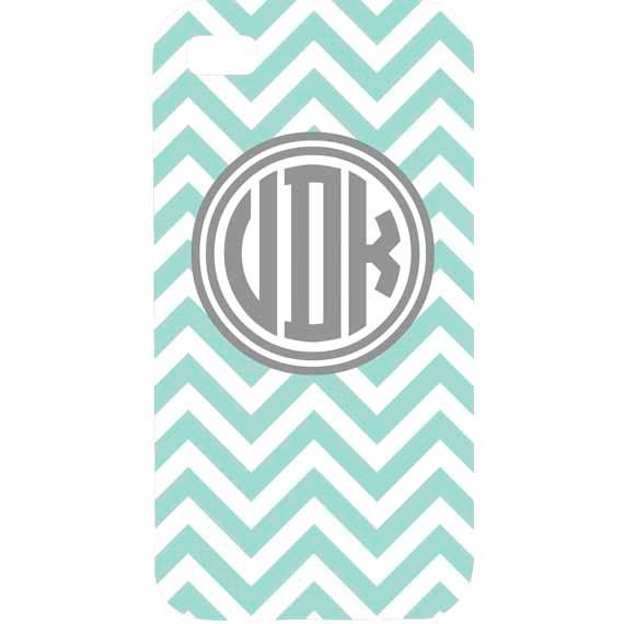 iPhone 4 4s 5 5s 5c  iPod Touch 4 Personalized Custom Chevron  HaRD, RuBBer, or BuMPeR case