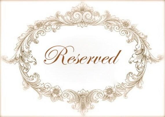 RESERVED 1:12 scale decorative books