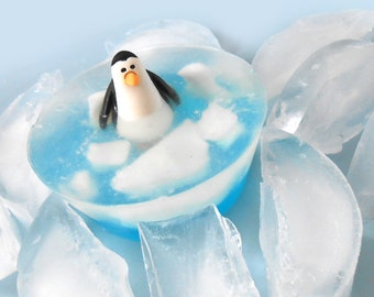 Polar Penguin Soap - Great Stocking Stuffer