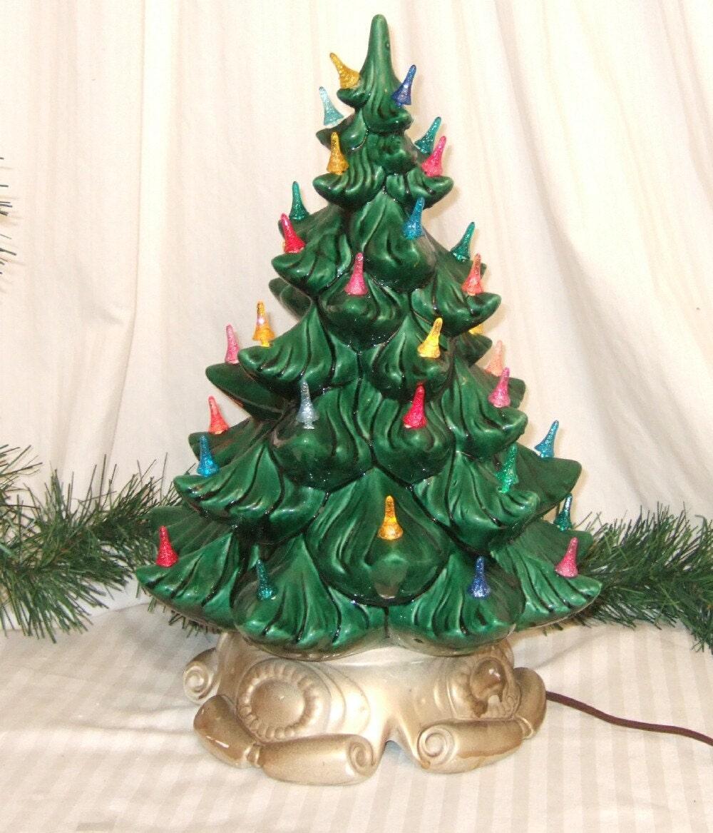 Light Bulb For Ceramic Christmas Tree