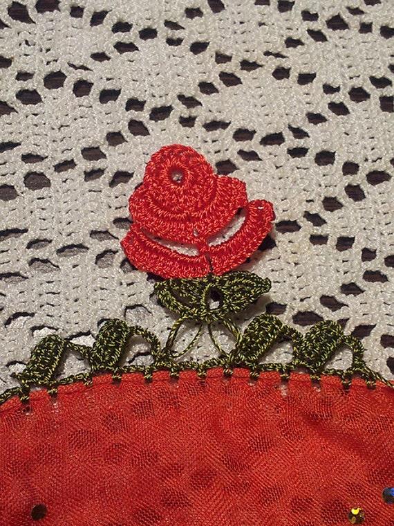 oya needle lace instructions